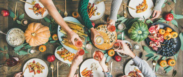 friendsgiving food ideas