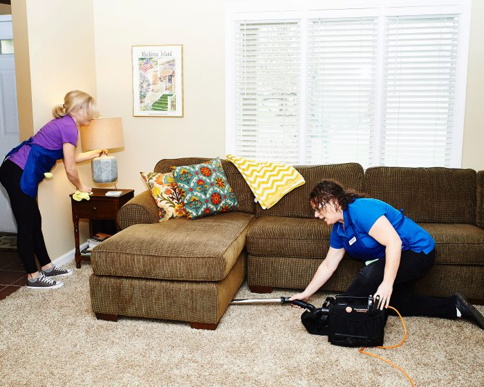 Zionsville house cleaning