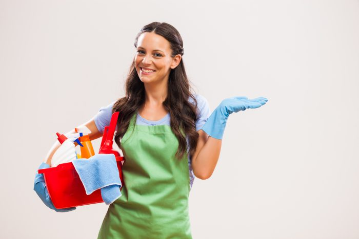cleaning services company